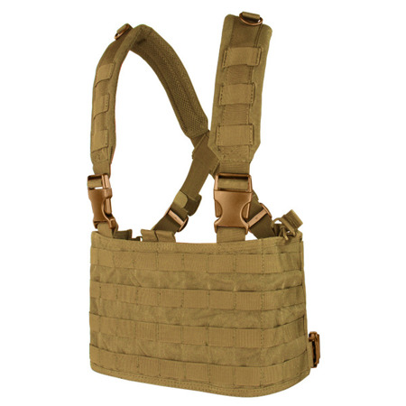 Condor - OPS Chest Rig - Coyote Brown - MCR4-498