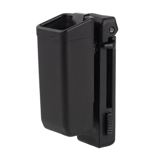 ESP - Plastic Holder for Double Stack 9mm Magazine - Black - MH-14