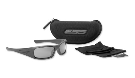 ESS - 5B - Gray Frame Mirrored Gray Lenses - EE9006-05