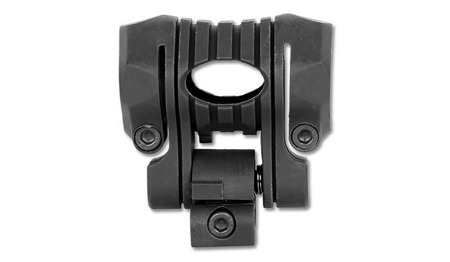 Element - 5 Positions Flashlight Mount - Black - OT 0424 BK