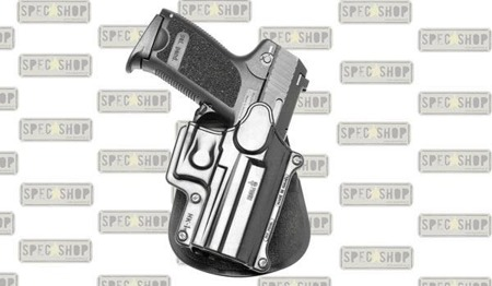 Fobus - USP Compact Holster - Paddle Standard - HK 1 Compact