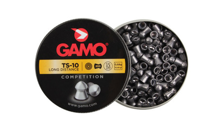 Gamo - Pellets TS-10 - 200 rounds - 4,5 mm