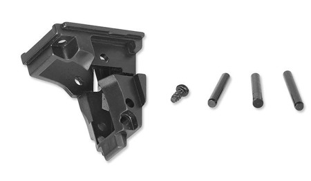 Guarder - Steel Rear Chassis for Marui G17 - GLK-87(A)