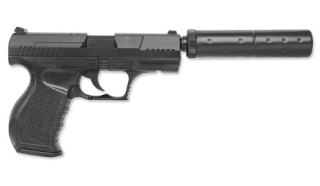 HFC - P999 with Silencer - Spring - HA-124