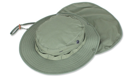 Helikon - Boonie Hat with Cover - Olive Green - KA-BON-NR-02
