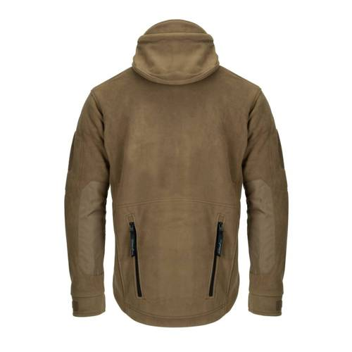 Helikon - Patriot Heavy Fleece Jacket - Coyote Brown - BL-PAT-HF-11