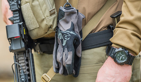 Helikon - Two Point Carbine Sling - Coyote Brown - ZW-RFS-PO-11