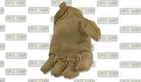 HexArmor - Chrome Series® Tactical Glove- Coyote Brown - 4004