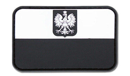 JTG - 3D Patch - Polish Flag with Eagle - SWAT