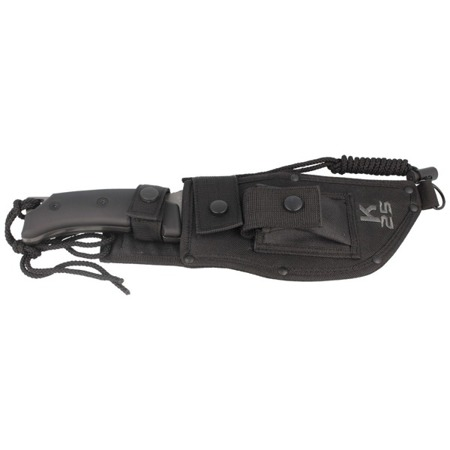 K25 - Tracker Tactical Fixed Knife with Sharpener - 31955