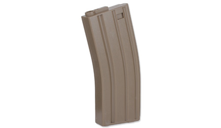 King Arms - Magazine Mid-Cap - M4 - 120 - ABS - Dark Earth