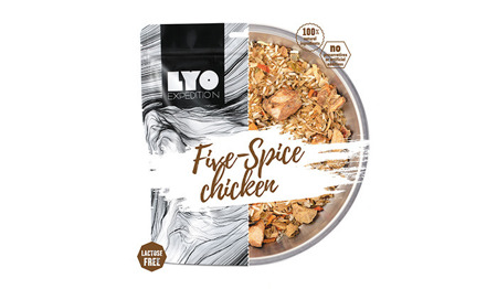 LYO Expedition - FIVE SPICE CHICKEN AND RICE 370g