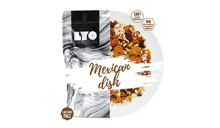 LYO Expedition - MEXICAN DISH 500g