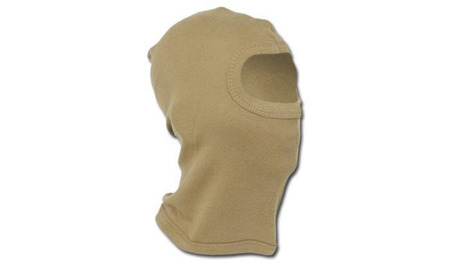 MFH - Balaclava - Cotton - 1 Hole - Coyote Tan