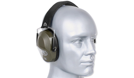MFH - Foldable Ear Protection - OD Green