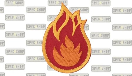 MIL-SPEC MONKEY - Morale Patch - FireBall - Fire