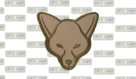 MIL-SPEC MONKEY - Morale Patch - Foxhead - Arid