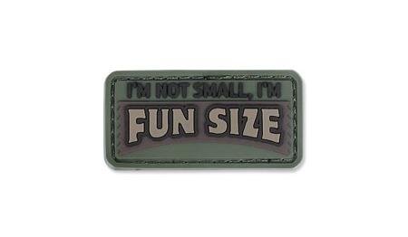 MIL-SPEC MONKEY - Morale Patch - Fun Size - PVC - Forest