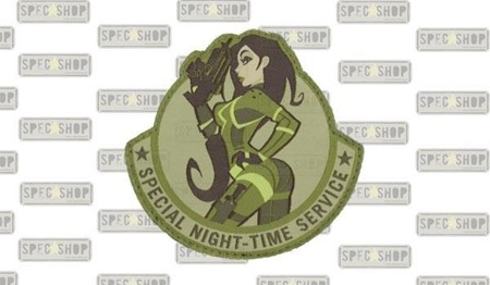 MIL-SPEC MONKEY - Morale Patch - Special Night - Arid