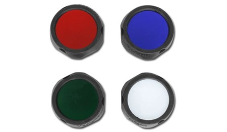 Mactronic - Filters for Black Eye flashlights - MX132L-FILTERS
