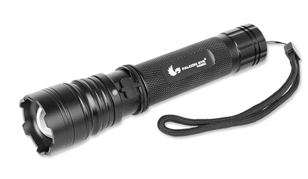 Mactronic - Rechargeable Flashlight Falcon Eye ALPHA RC - FHH0032