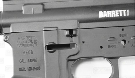 MadBull - M4, M16 Complete Receiver - Barret
