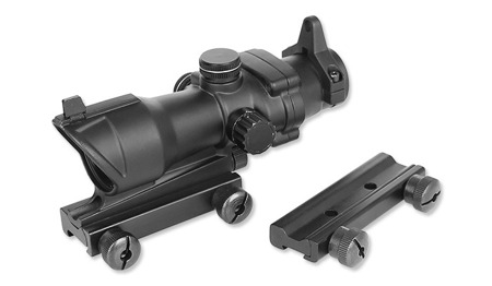 MeTac - ACOG Type Sight - Red/Green Dot - HD-2B