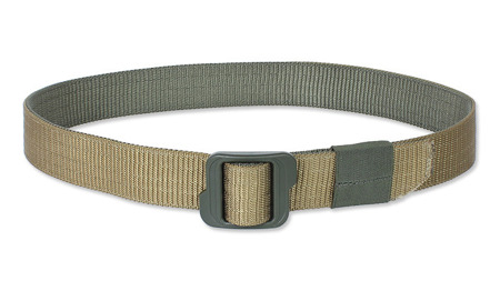 Mil-Tec - Double Duty Belt - OD Green / Coyote Brown - 13120201-110