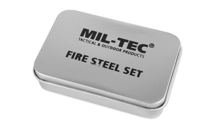 Mil-Tec - Fire Steel Set - 15275000