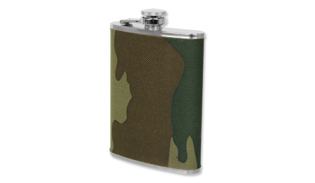 Mil-Tec - Hip-flask WOODLAND 220 ML - 14521020-008