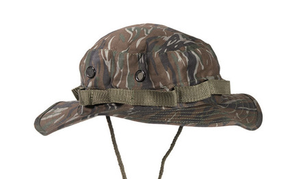 Mil-Tec - Jungle Hat - Tiger Stripe - 12327034