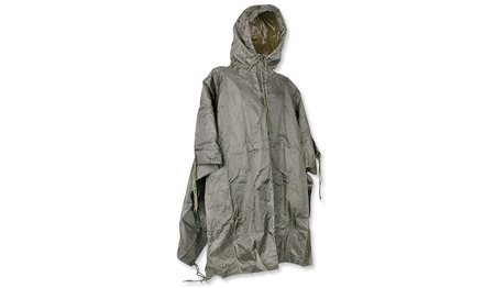 Mil-Tec - Poncho US - RipStop - OD Green - 10630001