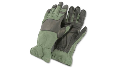 Mil-Tec - Tacical Gloves Action Aramid - Green OD