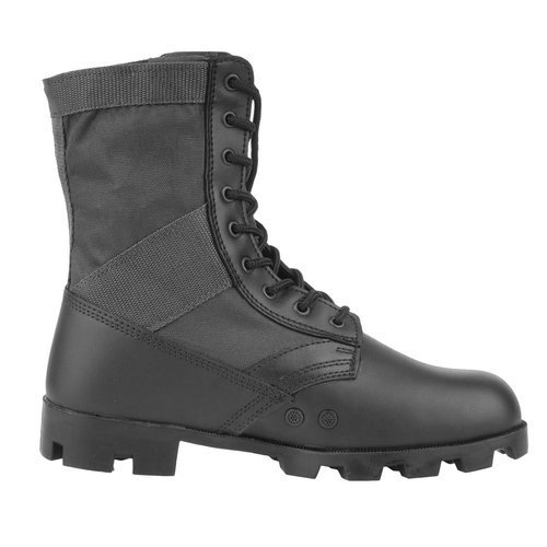 Mil-Tec - US Jungle Military Boots - Black - 12826002