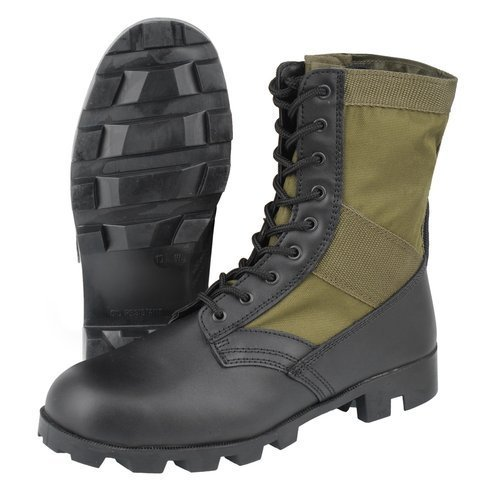 Mil-Tec - US Jungle Military Boots - OD Green - 12826001