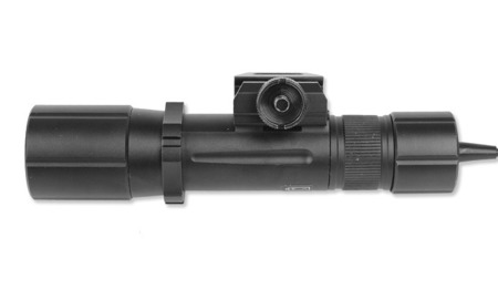 OPSMEN - FAST 501R WeaponLight - Black - 1000 lm