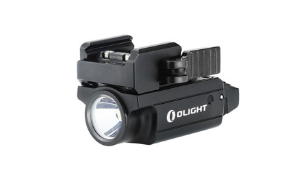 Olight - PL-Mini Valkyrie 2 Rechargeable Tactical Flashlight - Cool White - 600 lumenów - PL-MINI 2