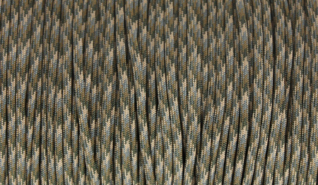 Paracord - MIL-SPEC 550-7 - 4 mm - Multicam - 1 meter