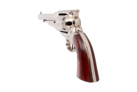 Pietta - Revolver 1858 Remington Texas Nickel .44 - RBN44
