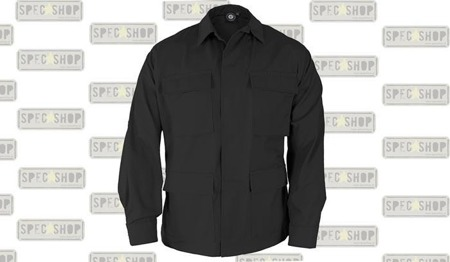 Propper- Genuine Gear BDU 4-Pocket Coat - RipStop - Black