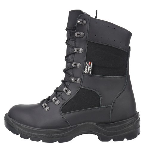 Protektor - CROSS PLUS Military Boots - TE-POR Membrane - Black - 100-040