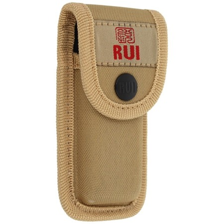 RUI - Nylon Pouch, Belt / Molle, 120mm Coyote - 34692