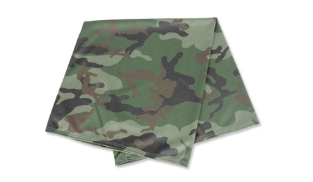 STOOR - Lightweight Thermoactive Multi-Wrap CAMO 1