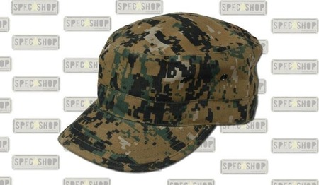 SWAT - Patrol Cap - Digital Woodland