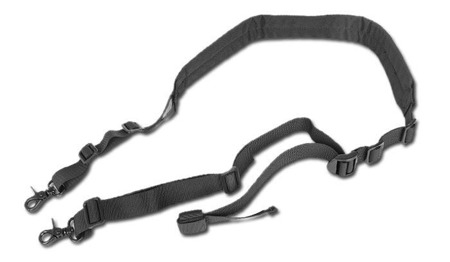 Shooter - 2-Point Speed and Pad Sling - Black