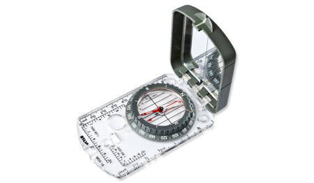 Silva - Expedition 15 Map Compass with Mirror - 36818-4511