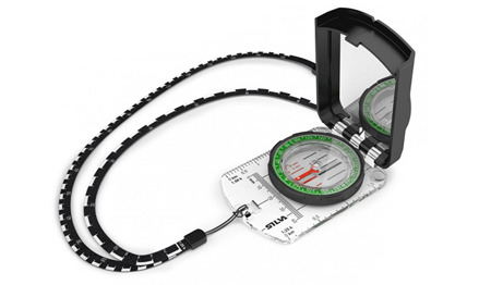 Silva - Ranger S Map Compass with Mirror - 37467