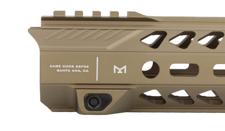 "Strike Industries - Strike Rail - 13.5"" - Flat Dark Earth - SI-StrikeRail-135-FDE"