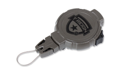 T-Reign - Xtreme Duty Retractable Gear Tether - Clip - 0TRG-242