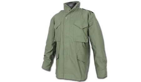 Teesar Inc. - M65 Jacket - NYCO Twill - OD Green